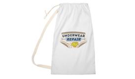 Underwear Repair Club Regular Laundry Bag