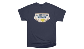 Underwear Repair Club Logo