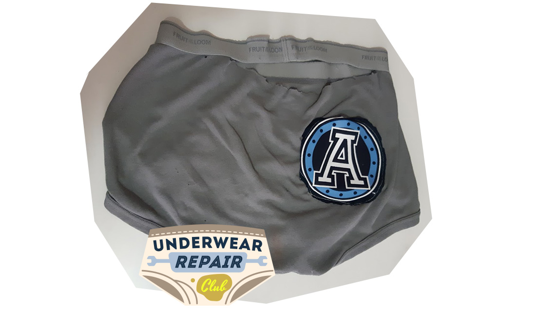 Toronto Argonauts underwear